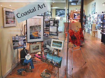 Photograph of Coastal Art Gallery