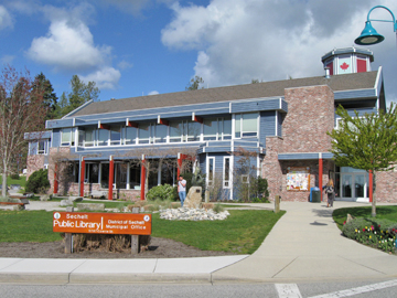 Photograph of District of Sechelt Local Government