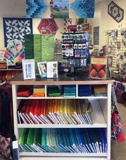 Photograph of Fibre Expressions Quilt Shop