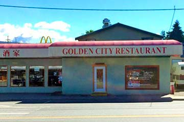 Photograph of Golden City Restaurant