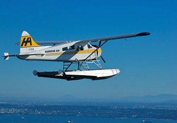 Photograph of Harbour Air Seaplanes and Westcoast Air