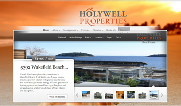 Photograph of Holywell Properties Real Estate Services