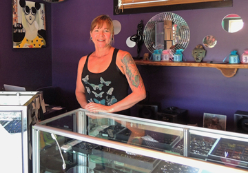 Photograph of Out There Body Piercing Studio