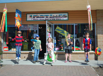 Photograph of PastimesToy Store