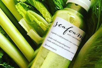 Photograph of Seafoam Organic Juice & Smoothies