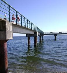 Sechelt Pier