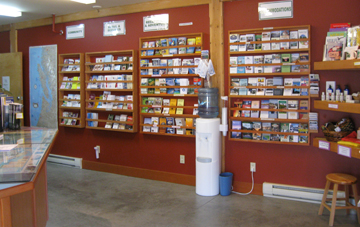 Photograph of Sechelt Visitor Information Centre