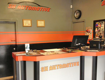 Photograph of SK Automotive Repair Services
