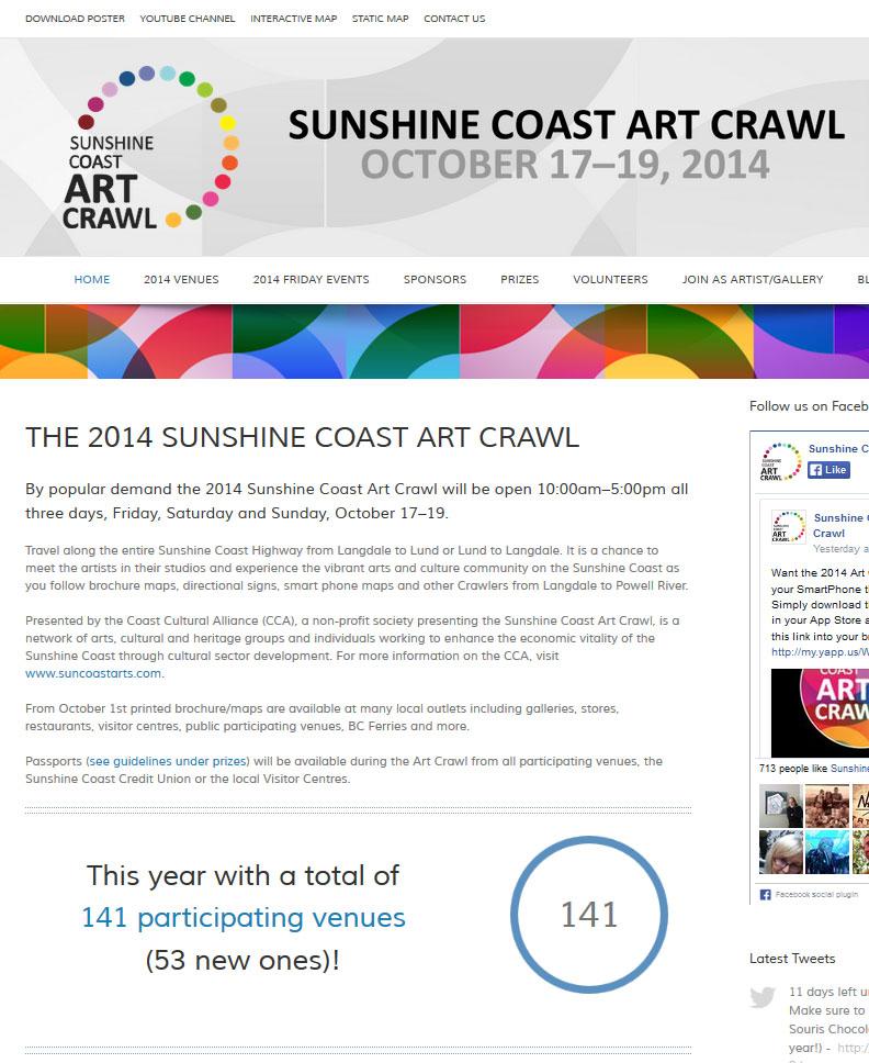 sunshine-coast-art-crawl-website