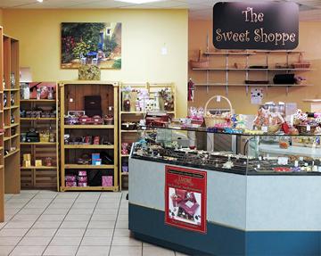 Photograph of The Sweet Shoppe, Sechelt