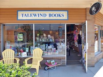 Photograph of Talewind Books
