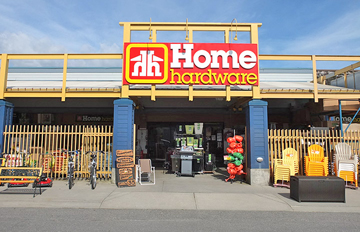 Photograph of Trail Bay Hardware