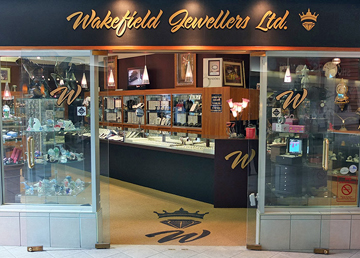 Photograph of Wakefield Jewellers Ltd.